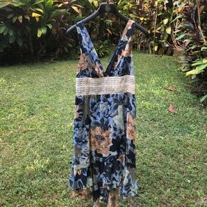 Free people dress size 12